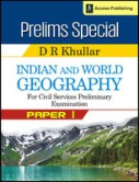 Indian World and Geography
