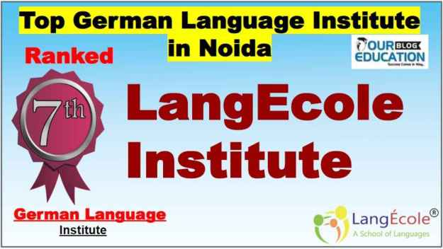 German Language Classes in Noida