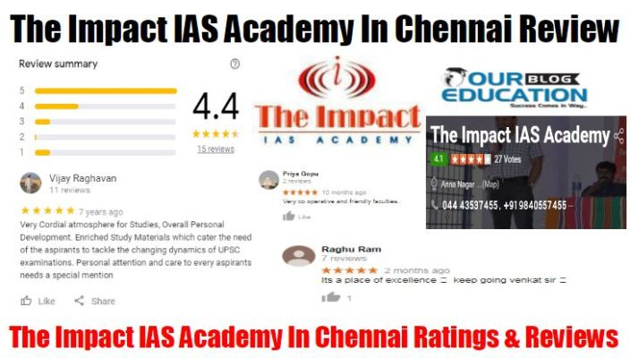 The Impact IAS Academy in Chennai