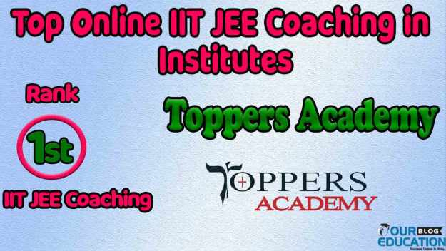 Best Online IIT JEE Coaching Preparation