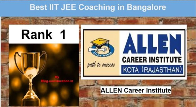 Best IIT JEE Coaching in Bangalore