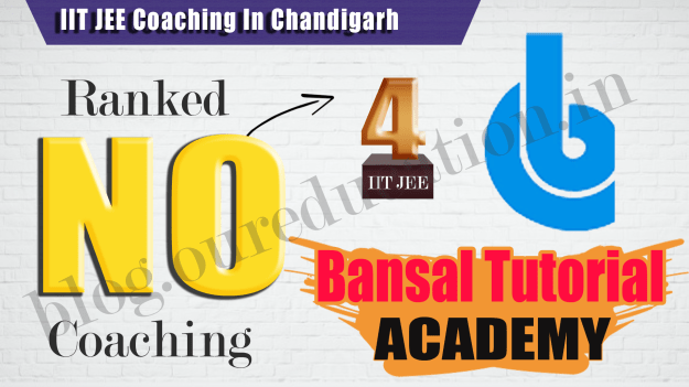 Best IIT JEE Coaching of Chandigarh