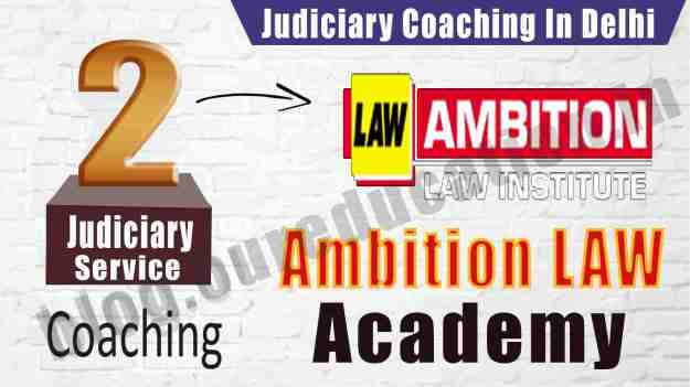 Best Judiciary Service Coaching of Delhi