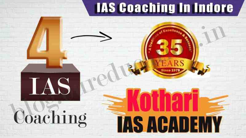 Top Coaching for IAS in Indore