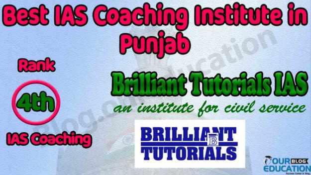 Top UPSC Coaching in Punjab