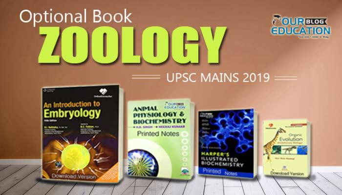 Zoology Optional Books