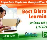 Distance learning degree