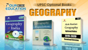 Geography Optional Books