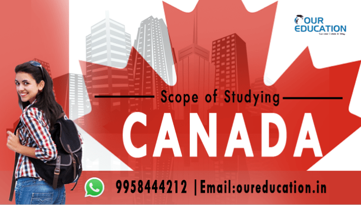Scope of study in Canada
