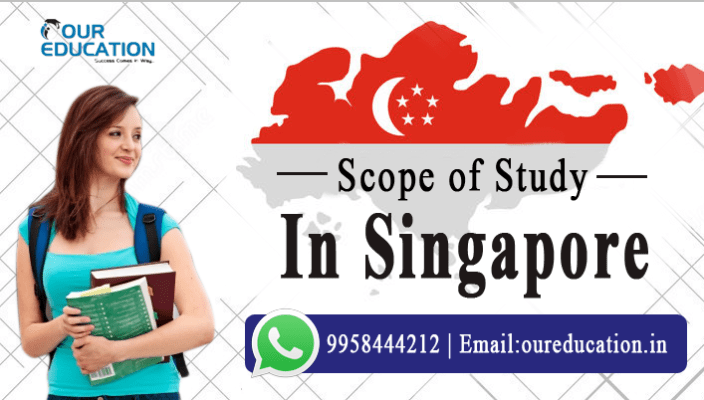 Scope of study in Singapore