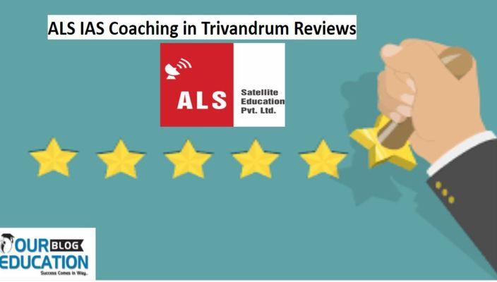 ALS IAS Coaching Trivandrum