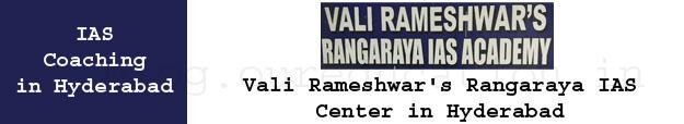 Top UPSC Coaching of Hyderabad