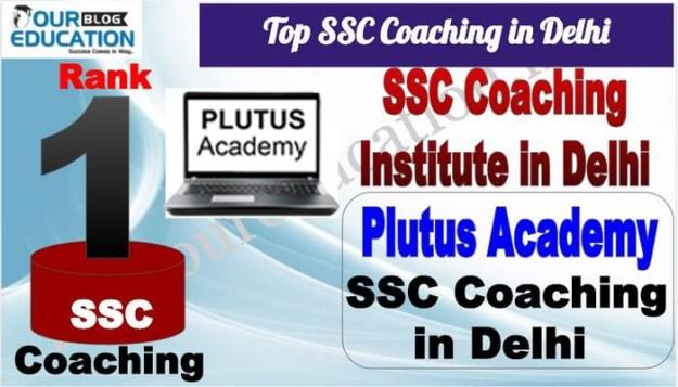 Best SSC Coaching in Delhi