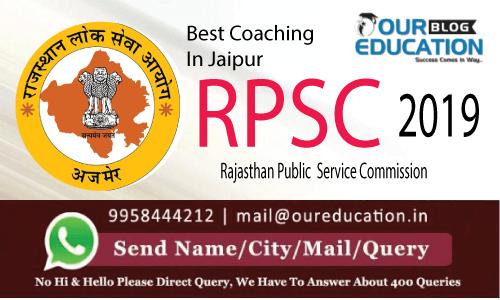 Best RPSC Coaching In Jaipur