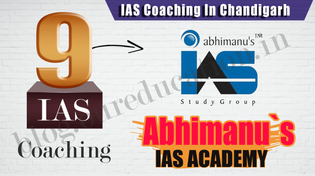 UPSC Exam Preparation Institutes Chandigarh