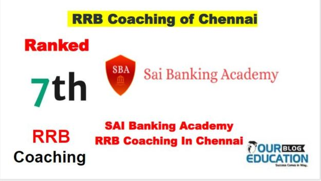 Best RRB Coaching In Chennai