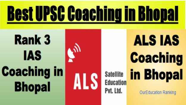 Best IAS Coaching institute in Bhopal