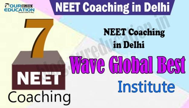 Best Rank NEET Coaching in Delhi