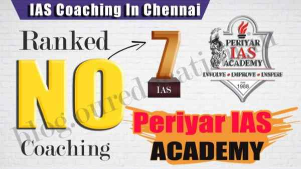 Top Civil Services Coaching in Chennai