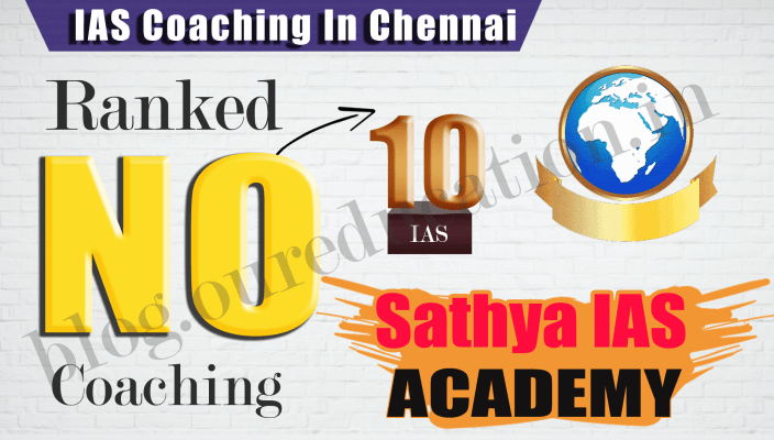 UPSC Coaching in Chennai