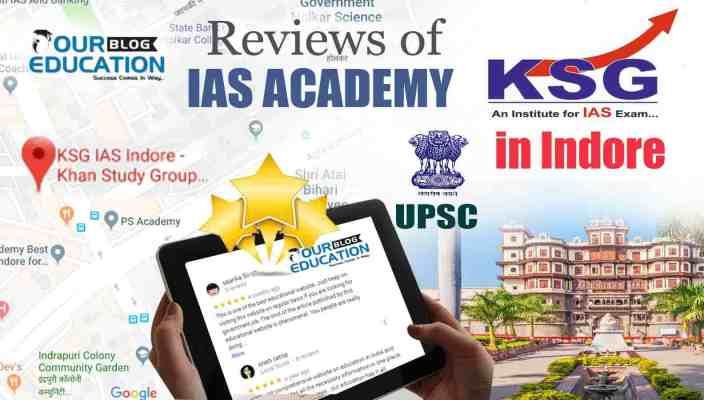 KSG IAS Indore Reviews