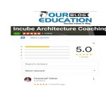 INCUBE Architecture SSC JE Coaching In Haryana Reviews