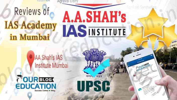 A.A Shah`s IAS Coaching in Mumbai
