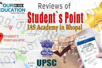 Students Point IAS Academy Bhopal Reviews