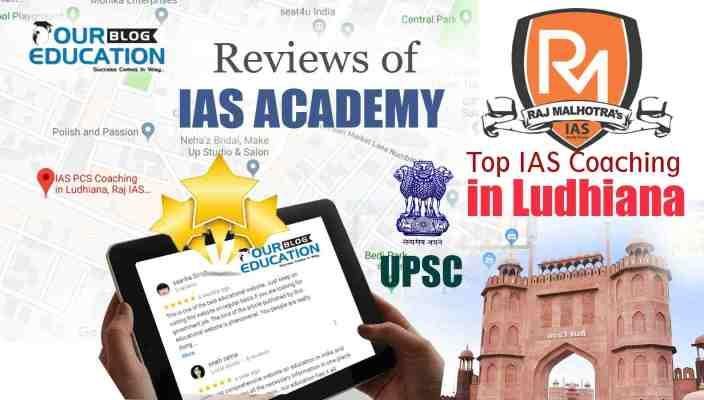 Best IAS Coaching in Ludhiana