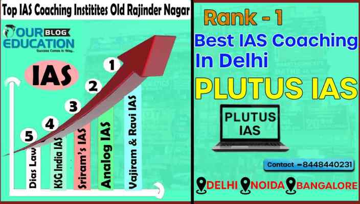 Top IAS Institute in Old Rajinder Nagar