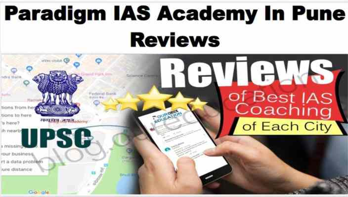 Paradigm IAS Academy in Pune Review