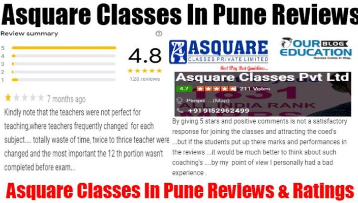 Asquare classes in pune
