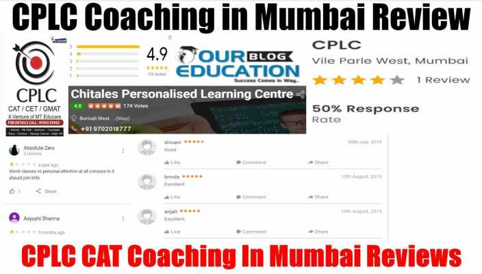 CPLC CAT Coaching In Mumbai Review