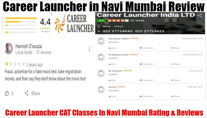 Career Launcher CAT Classes In Navi Mumbai Review