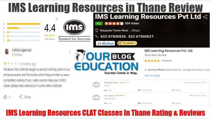 IMS Learning Resources CLAT Classes in Thane Review