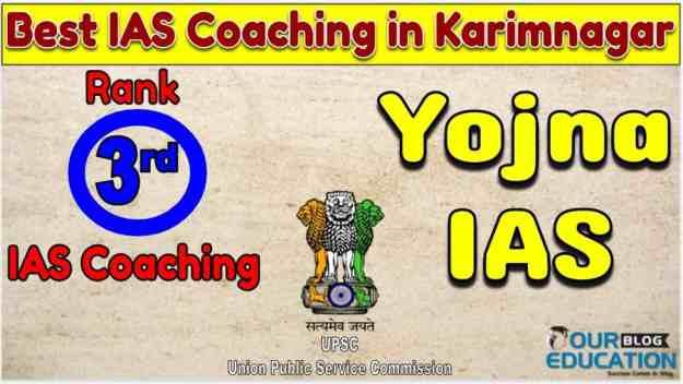 Best IAS Coaching in Karimnagar