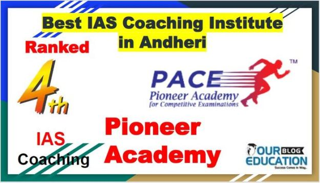 Top Coaching Center For IAS Pioneer Academy IAS Coachng Classes Andheri