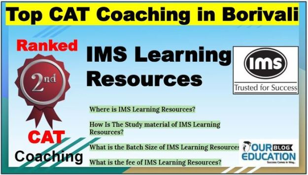 Best CAT Coaching Classes in Borivali