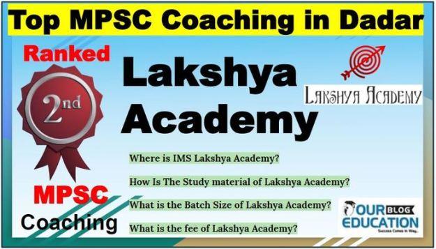 Top MPSC Coaching in Dadar