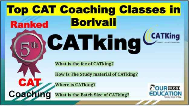 Best Classes for CAT in Borivali