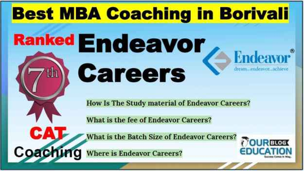 Best CAT Coaching Institute in Borivali