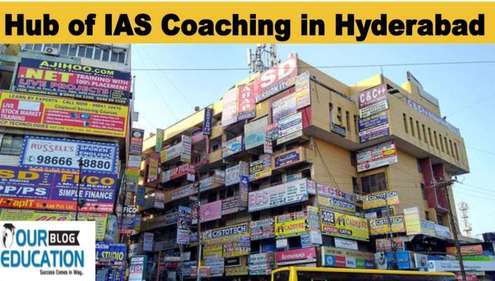 Hyderabad Hub of IAS Coaching Center