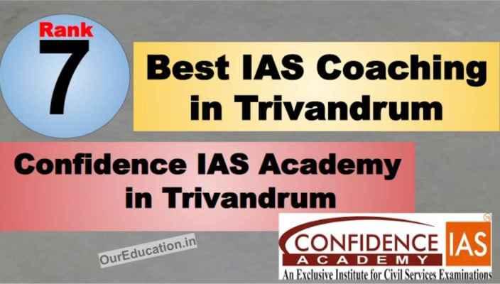 Rank 7 Top IAS Coaching in Trivandrum