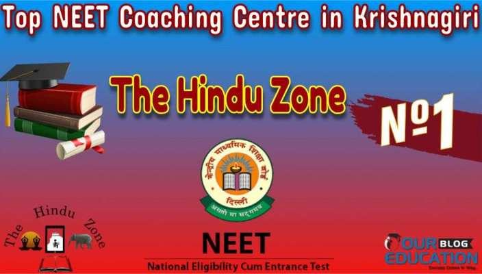 Top NEET Coaching Centre in Krishnagiri