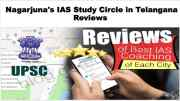 IAS Coaching in Telangana Reviews