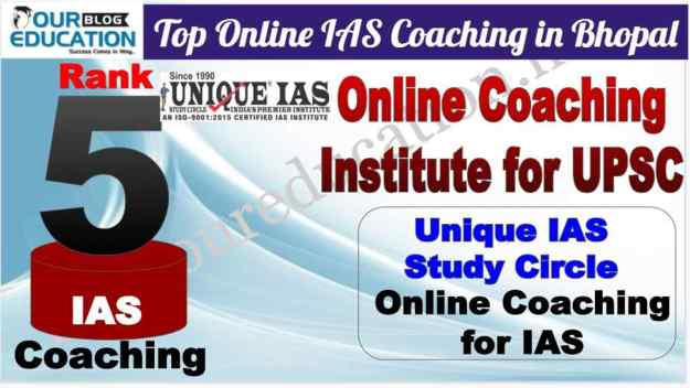 Best Online Civil Services Coaching in Bhopal