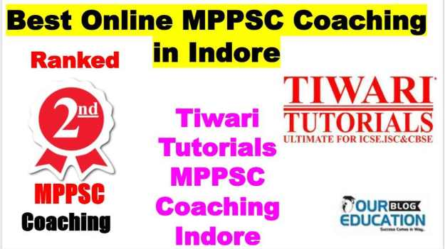 Best Online MPPSC Coaching in Indore