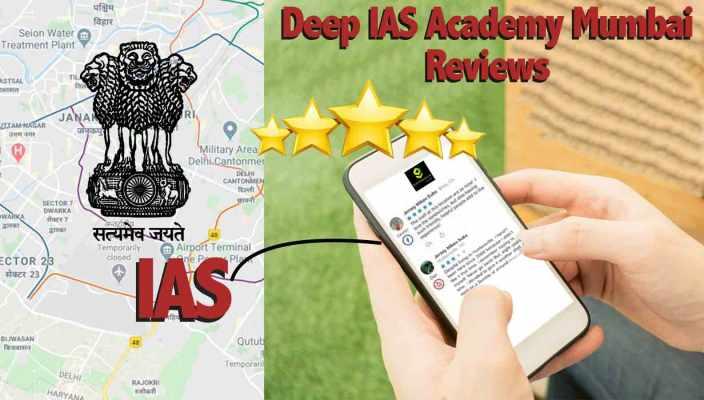 Deep IAS Academy Mumbai Review
