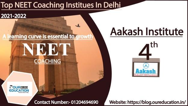 Top NEET Coaching Institutes in Delhi