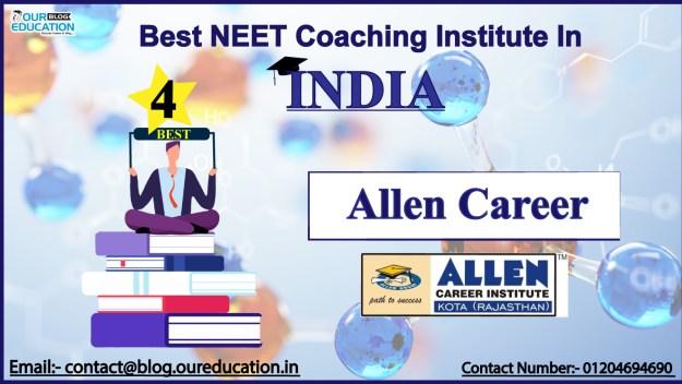 Top NEET Coaching In India